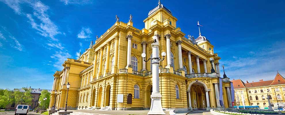 Restaurants in Zagreb