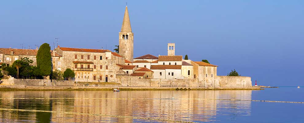Restaurants in Porec Parenzo